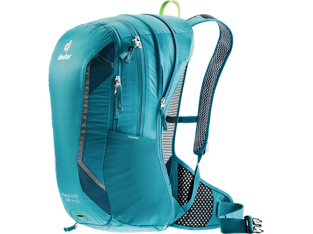 Deuter Race EXP Air Mochila 14+3l, petrol/arctic